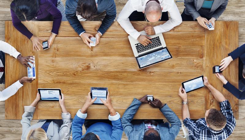 Aumente su competitividad en la empresa, usando herramientas digitales de colaboración
